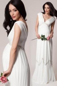 Elegantes Brautkleid für Schwangere Online