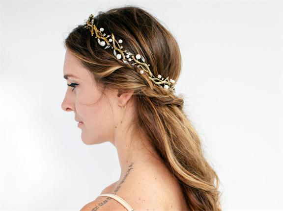 Frisur Ideen zum Abiball für lange und mittellange Haare